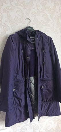 Куртка парка демисезонка