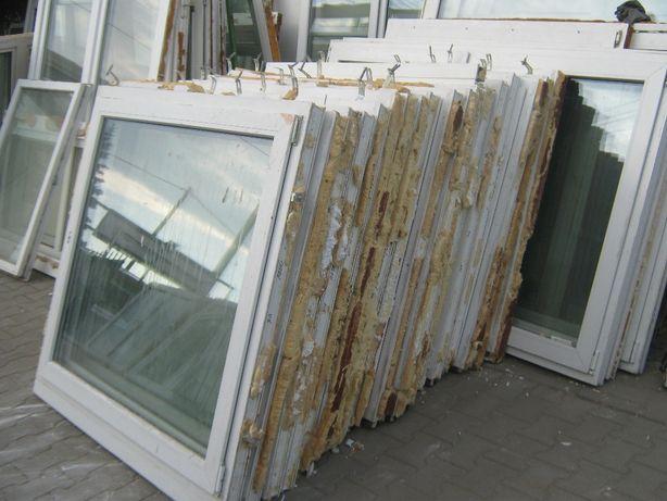 Okna pcv po demontażach jest w czym wybierać Mega ilość