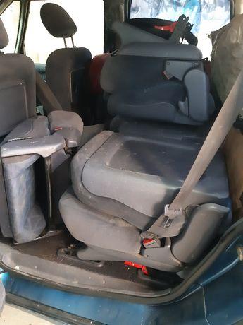 siedzenia fotele renault espace 3