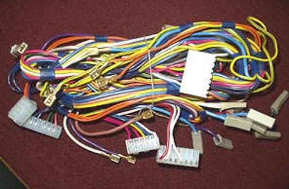 Продам электрическую проводку («электрожгут») для стиральной машины