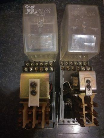 Реле РПУ-2 и РПУ-2М3