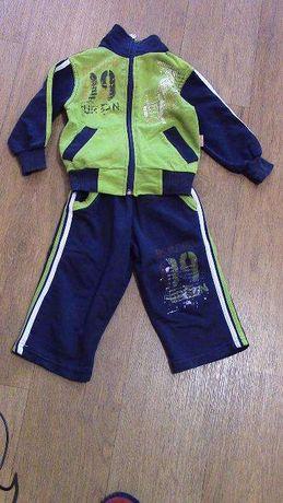 Спортивный костюм на 1-2 года (80)