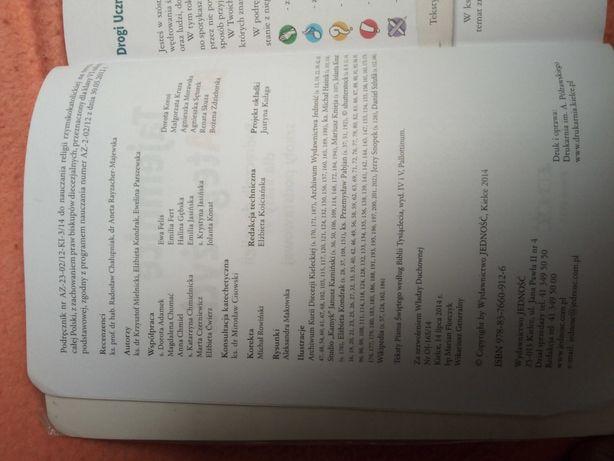 Podręcznik do religii klasa 6