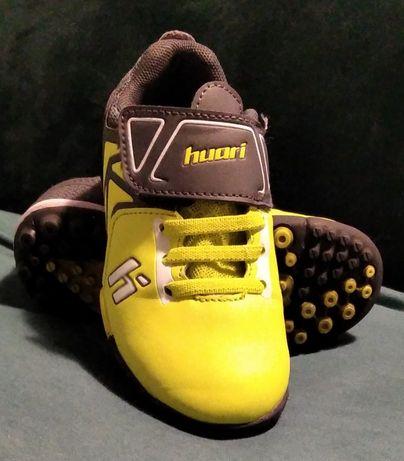 Juniorskie buty piłkarskie