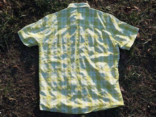 Стильні, брендова сорочка Mammut