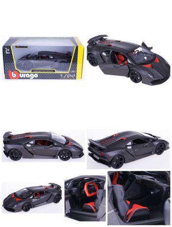 Model Bburago burago Lamborghini Sesto Elemento skala 1:24 Nowy
