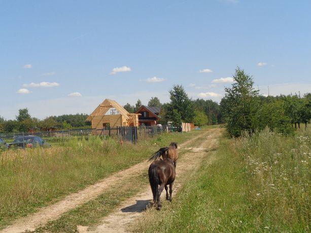Sprzedam - działka budowlana 1144 m2 - Kępiaste, k. Serock