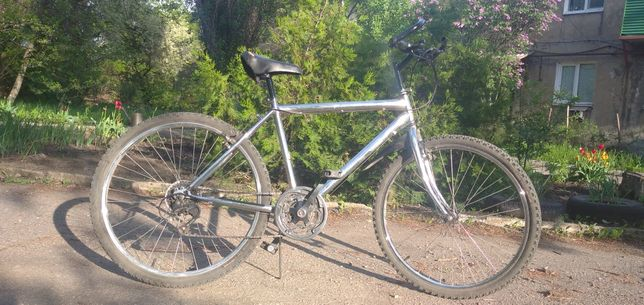 Велосипед  скоростной 5000 рублей