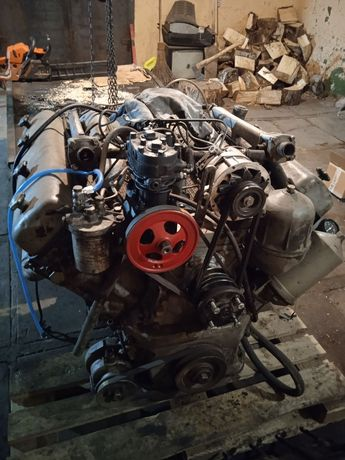 Двигатель ЯМЗ 238 турбо новый коленвал