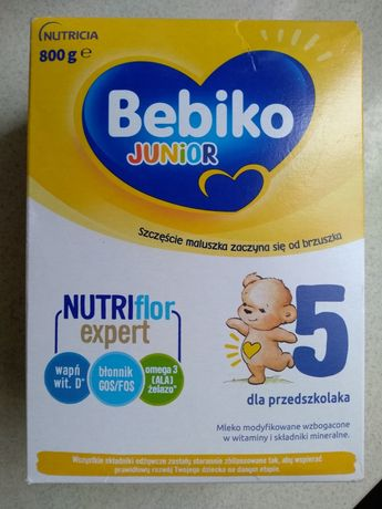 Mleko Bebiko 5 nowe