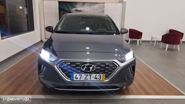 Hyundai Ioniq 1.6 GDI Hybrid Tech P.Plus