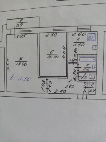 Продам 2-х кімнатну квартиру вул. В.Великого