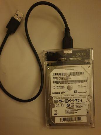 Dysk zewnetrzny 1000 GB - 1TB