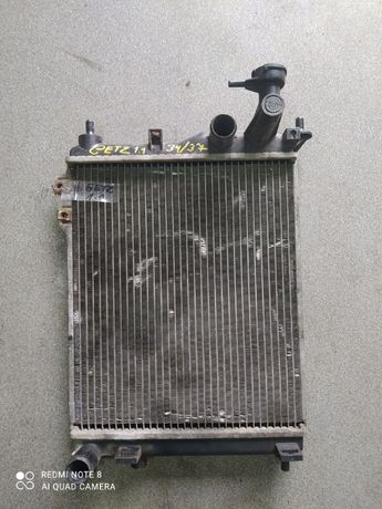 Радиатор Hyundai Getz 1.1 02-05