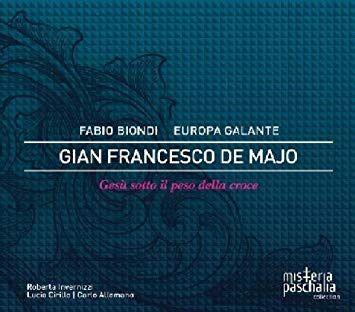 Gian Francesco De Majo Europa Galante Fabio Biondi