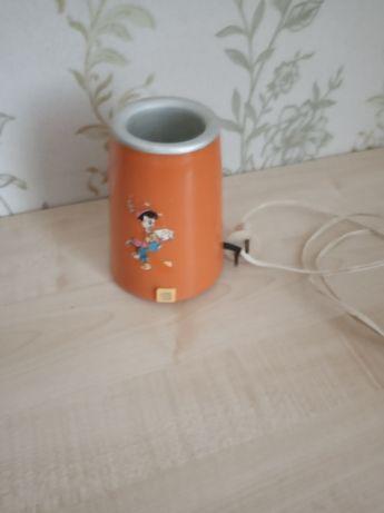 Подогреватель детской бутылочки советский. Підігрівач пляшки з молоком