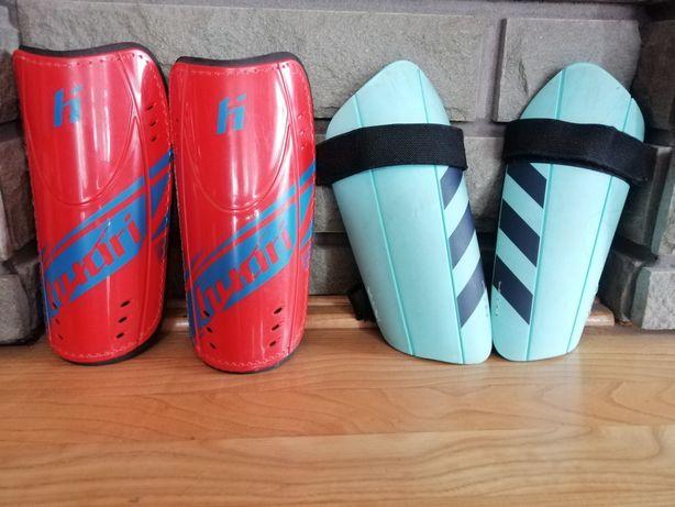 Ochraniacze piłkarskie adidas huari