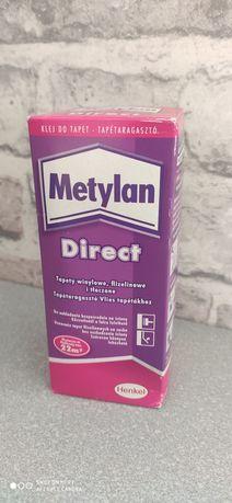 Klej do tapet Metylan Direct 200 g, tapety flizelinowe
