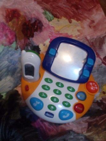 Chicco телефон