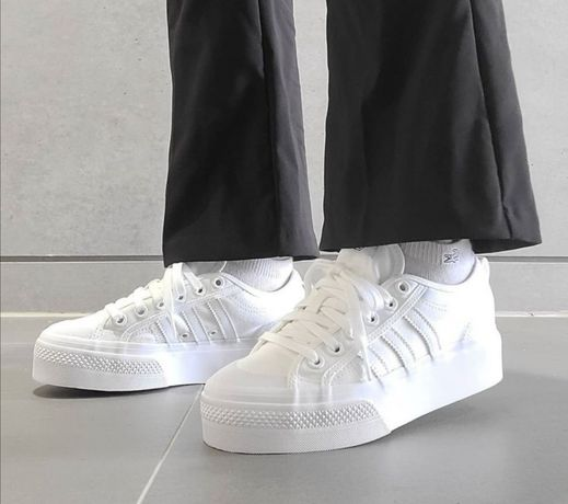 Adidas Originals Nizza Platform EUR 38 2/3 CM 24