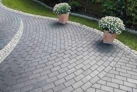 Тротуарная плитка от производителя, Укладка тротуарной плитки