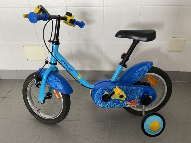 "Bicicleta BTWIN Ocean 14"""