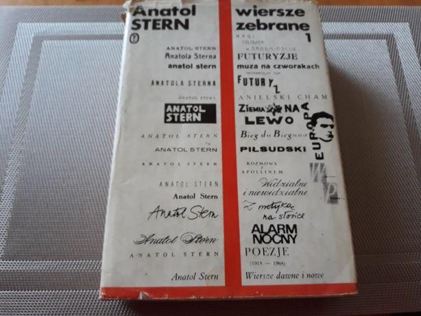 Stern Anatol - wiersze zebrane - tom I