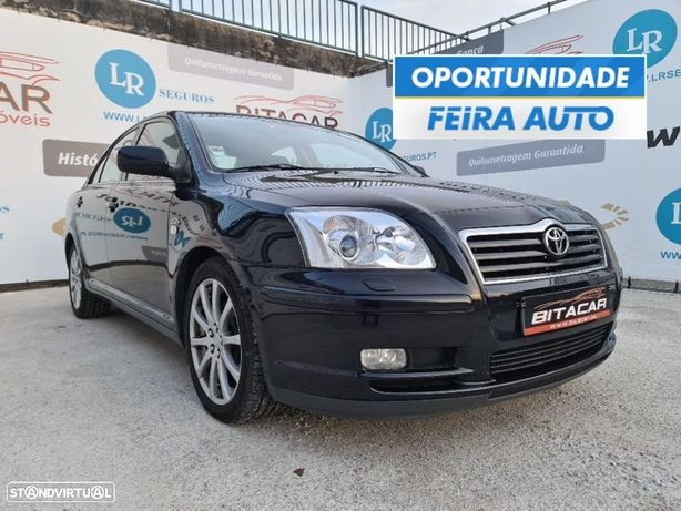 Toyota Avensis SD 2.0 D-4D Sol S/GPS