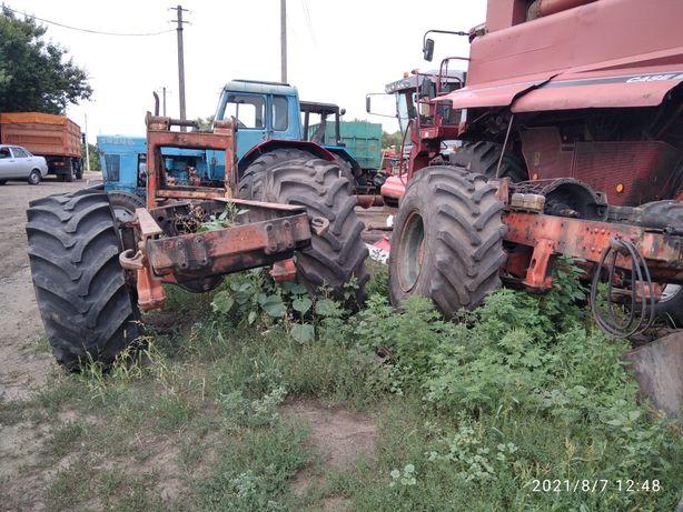 Продам трактор т 156 по запчастям т 150