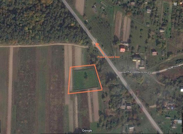 Продам земельну ділянку під забудову 0,25 га
