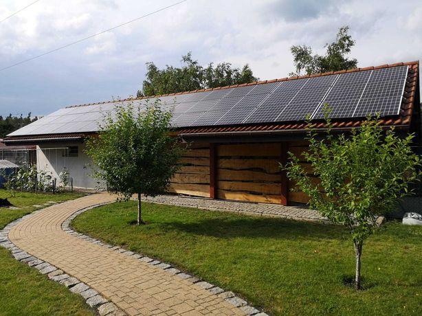Instalacja fotowoltaiczna 9,99 kWp – Łomża, Kolno i okolice