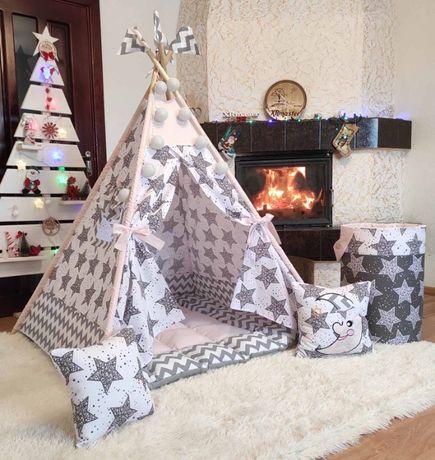 Вигвам палатка детская игровой домик шалаш халабуда