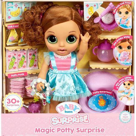 Кукла Baby Born с 30 сюрпризами оригинал