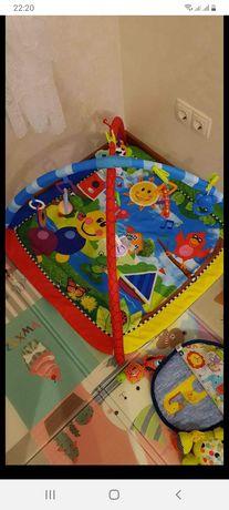 Дитячий ігровий коврик