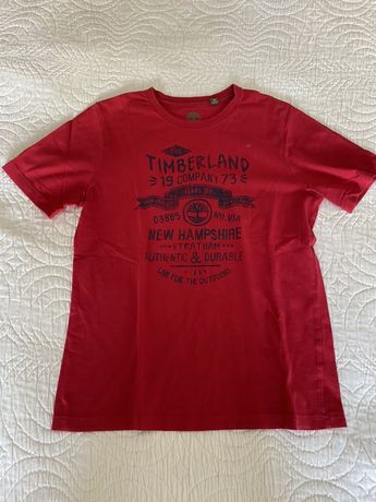 Timberland tshirt 12 anos rapaz