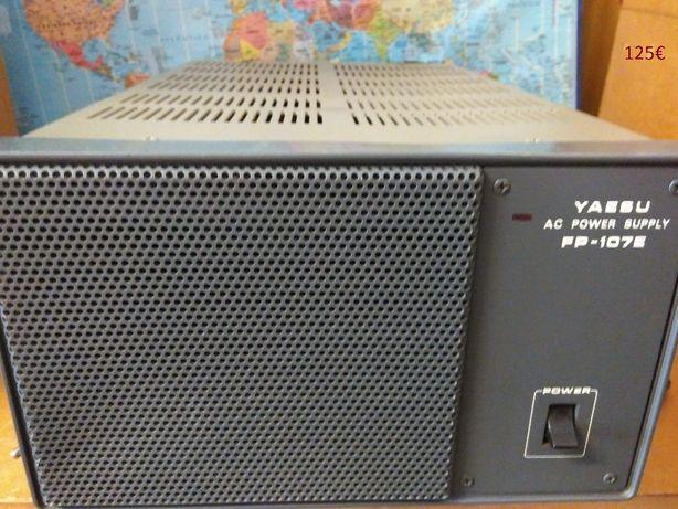 Yaesu FP-107E- Kenwood - Alinco - Radioamador - Micro
