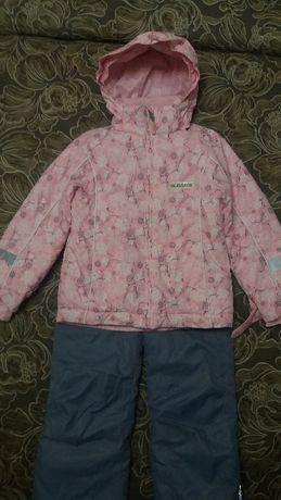 Зимний термокомбинезон и куртка Clissade