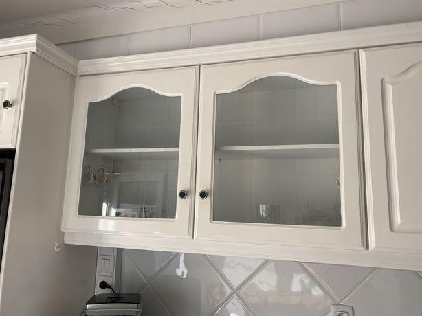 Móveis Cozinha Lacados Branco