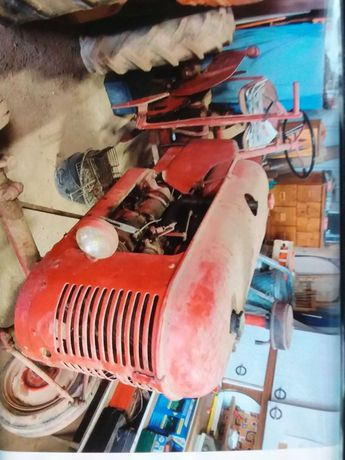 Tractor Ano 1954
