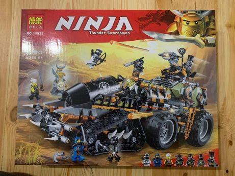 Конструктор Ninjago 10939 Стремительный странник (аналог Lego 70654)