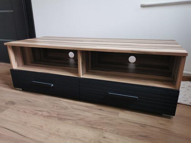 Szafka loft industrial RTV Madox BRW IKEA - komplet z półką