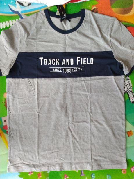 Koszulka męska XL nowa 2pak