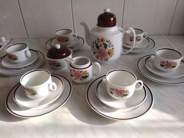 Zestaw kawa/herbata 21 szt Niemcy