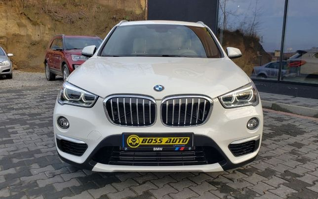 BMW X1 2017 року