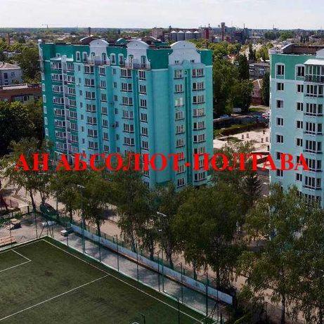 Продам 2к кв 75м2, в НОВОСТРОЕ, ЦЕНТР (Павленковский парк) код 76576