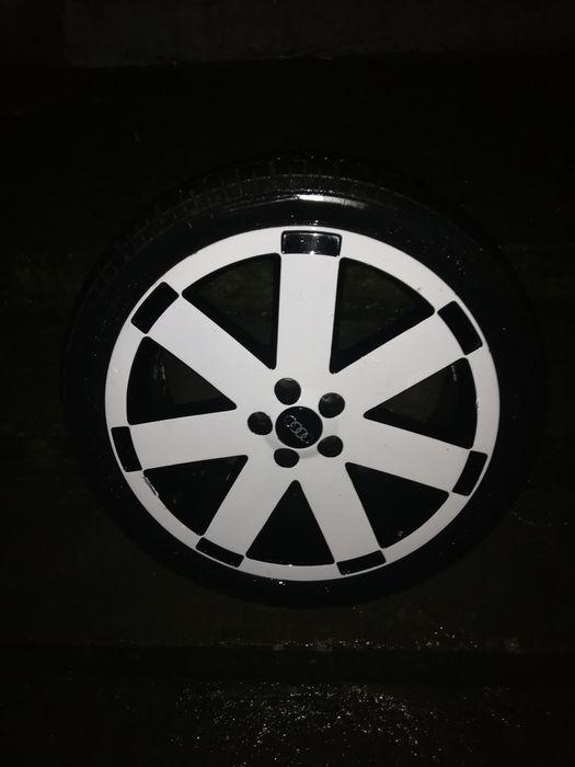 Титанові диски з резиною Даниловка - изображение 1