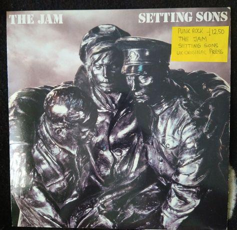 The Jam Setting sons 1 press lp