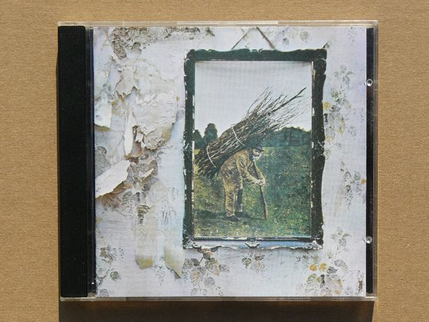 cd Led Zeppelin - IV 1989 wyd.EU tłocz. GERMANY
