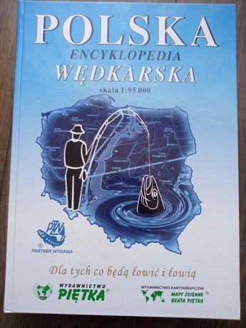 Encyklopedia wędkarska Polski.