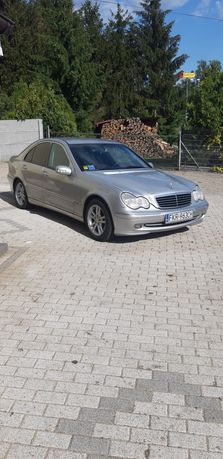 Mercedes Benz w203 C klasa AVANTGARDE